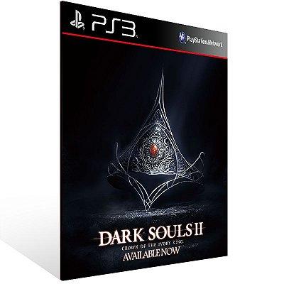 Dark Souls 2 Crown Of The Ivory King - Ps3 Psn Mídia Digital