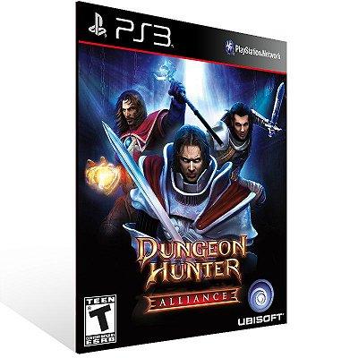 Dungeon Hunter Alliance - Ps3 Psn Mídia Digital