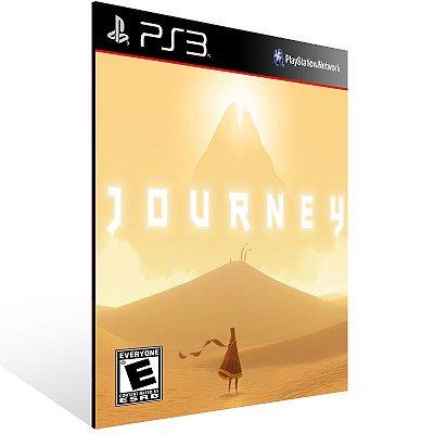 Journey - Ps3 Psn Mídia Digital