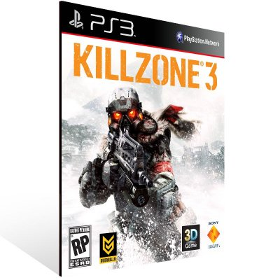 Killzone 3 Multiplayer - Ps3 Psn Mídia Digital
