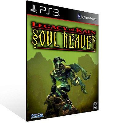 Legacy Of Kain: Soul Reaver - Ps3 Psn Mídia Digital