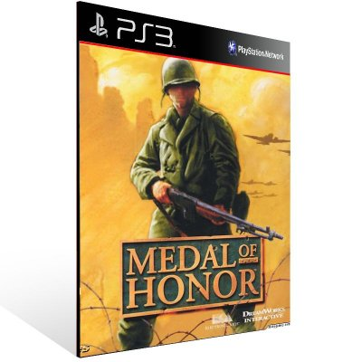 Medal Of Honor (Psone Classic) - Ps3 Psn Mídia Digital