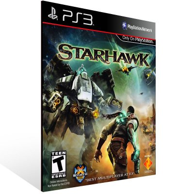 Starhawk Ultimate Edition - Ps3 Psn Mídia Digital
