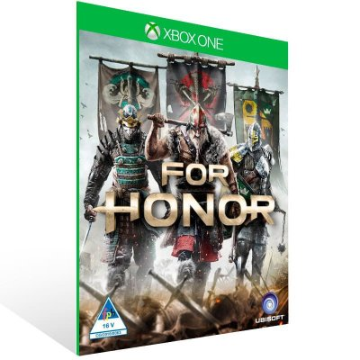 For Honor: Standard Edition - Xbox One Live Mídia Digital