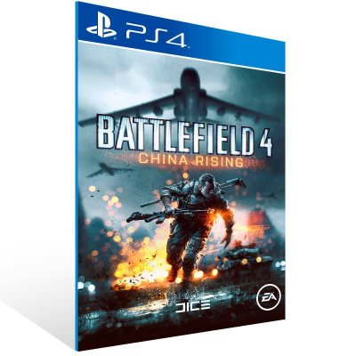 Battlefield 4 China Rising - Ps4 Psn Mídia Digital
