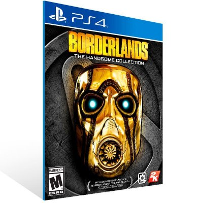 Borderlands The Handsome Collection - Ps4 Psn Mídia Digital