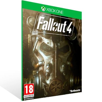 Fallout 4 - Xbox One Live Mídia Digital