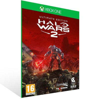 Halo Wars 2: Ultimate Edition - Xbox One Live Mídia Digital