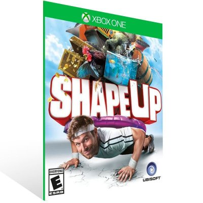 Shape Up Gold Edition - Xbox One Live Mídia Digital