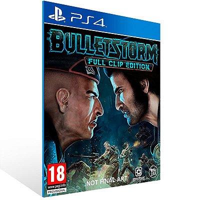 Bulletstorm Full Clip Edition - Ps4 Psn Mídia Digital