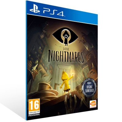 Little Nightmares - Ps4 Psn Mídia Digital