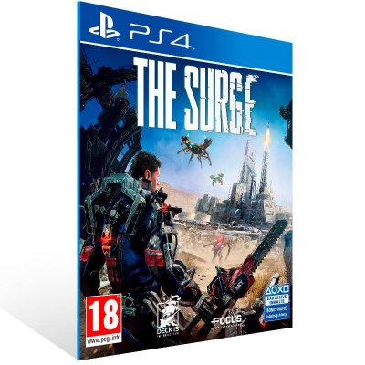 The Surge - Ps4 Psn Mídia Digital