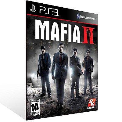 Mafia 2 - Ps3 Psn Midia Digital