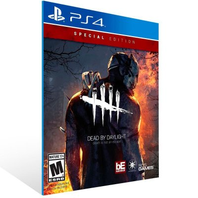 Dead by Daylight: Special Edition - Ps4 Psn Mídia Digital