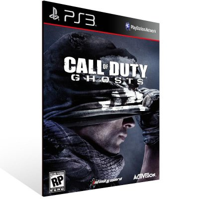 Call Of Duty Ghosts - Ps3 Psn Mídia Digital