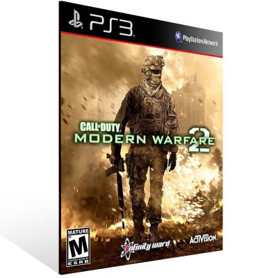 Call Of Duty Modern Warfare 2 With Stimulus Package - Ps3 Psn Mídia Digital