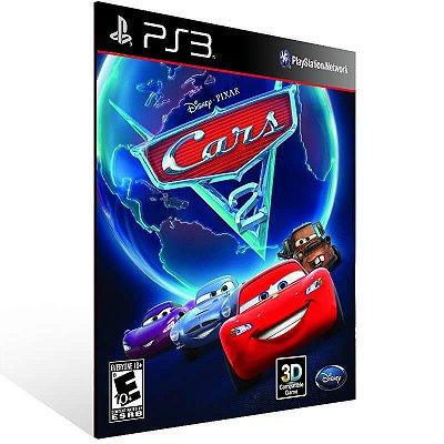 Cars 2 The Video Game - Ps3 Psn Mídia Digital