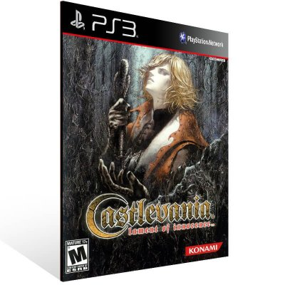 Castlevania: Lament Of Innocence - Ps3 Psn Mídia Digital