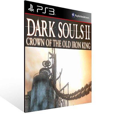 Dark Souls 2 Crown Of The Old Iron King - Ps3 Psn Mídia Digital