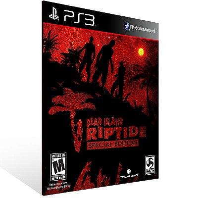Dead Island Riptide Complete Edition - Ps3 Psn Mídia Digital