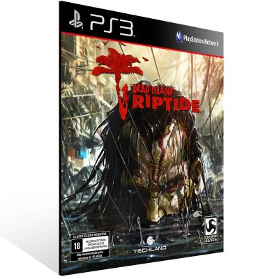 Dead Island Riptide - Ps3 Psn Mídia Digital