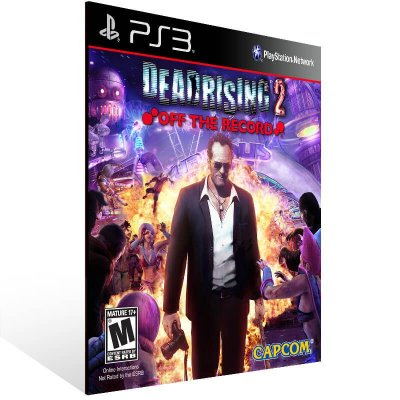 Dead Rising 2 Off The Record - Ps3 Psn Mídia Digital