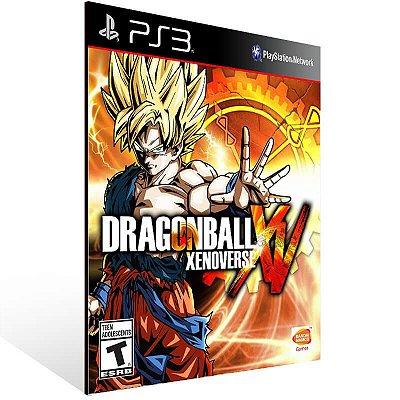 Dragon Ball Xenoverse - Ps3 Psn Mídia Digital