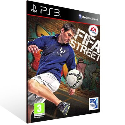Fifa Street - Ps3 Psn Mídia Digital