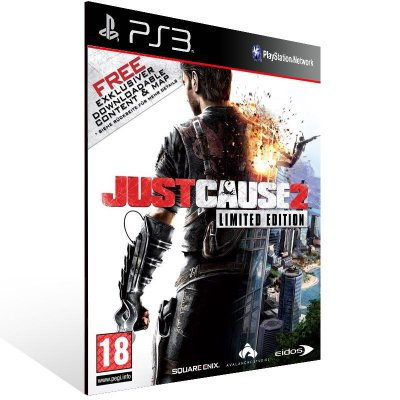 Just Cause 2 Ultimate Edition - Ps3 Psn Mídia Digital