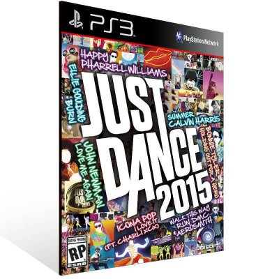 Just Dance 2015 - Ps3 Psn Mídia Digital