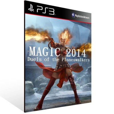 Magic 2014 - Ps3 Psn Mídia Digital
