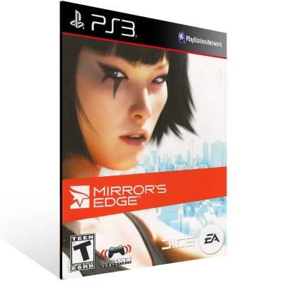 Mirrors Edge - Ps3 Psn Mídia Digital