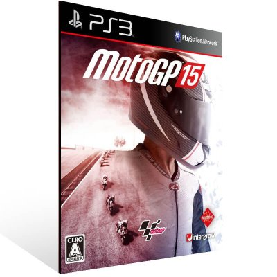 Motogp 15 - Ps3 Psn Mídia Digital