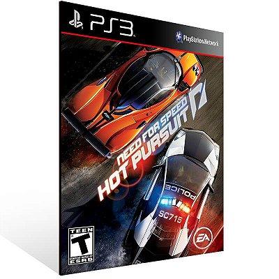 Need For Speed Hot Pursuit - Ps3 Psn Mídia Digital