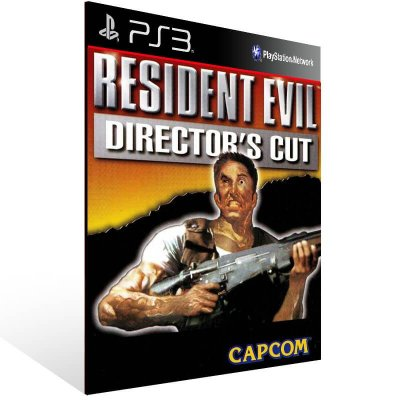 Resident Evil Directors Cut - Ps3 Psn Mídia Digital
