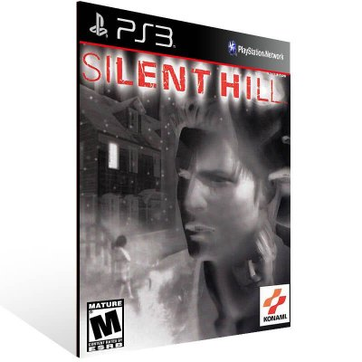 Silent Hill Classic - Ps3 Psn Mídia Digital