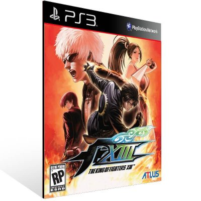 The King Of Fighters 13 - Ps3 Psn Mídia Digital