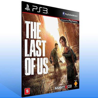 The Last of Us - Ps3 Psn Mídia Digital