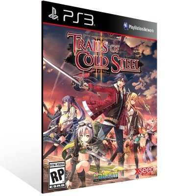 The Legend Of Heroes: Trails Of Cold Steel - Ps3 Psn Mídia Digital