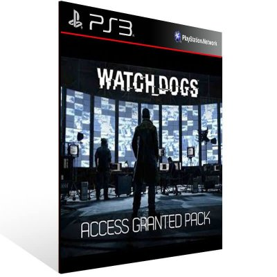 Watch Dogs Access Granted Pack - DLC - Ps3 Psn Mídia Digital