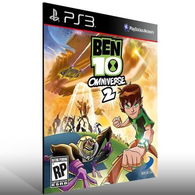 Ben 10 Omniverse 2 - Ps3 Psn Midia Digital