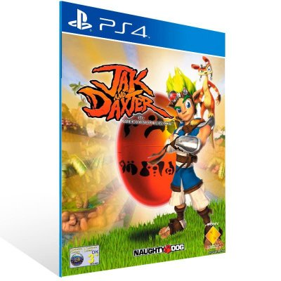 Jak and Daxter The Precursor Legacy - Ps4 Psn Mídia Digital