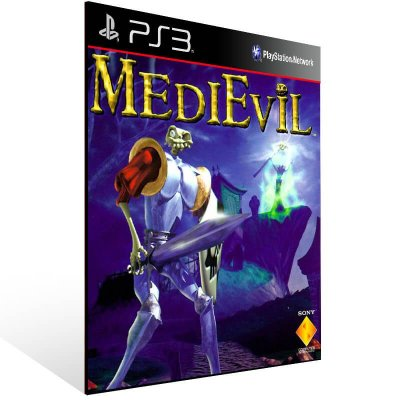 Medievil (Psone Classic) - Ps3 Psn Mídia Digital