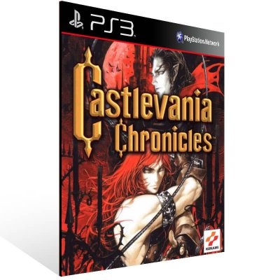 Castlevania Chronicles - Ps3 Psn Mídia Digital
