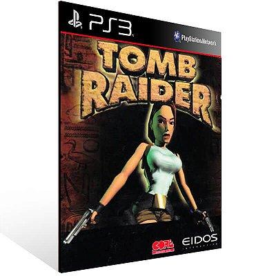 Tomb Raider (Psone Classic) - Ps3 Psn Mídia Digital