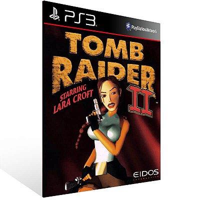 Tomb Raider 2 (Psone Classic) - Ps3 Psn Mídia Digital