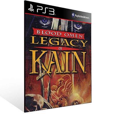 Blood Omen Legacy Of Kain - Ps3 Psn Mídia Digital