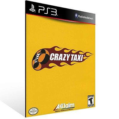 Crazy Taxi - Ps3 Psn Mídia Digital