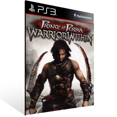 Prince Of Persia Warrior Within Hd - Ps3 Psn Mídia Digital