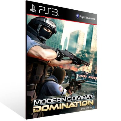 Modern Combat Domination - Ps3 Psn Mídia Digital